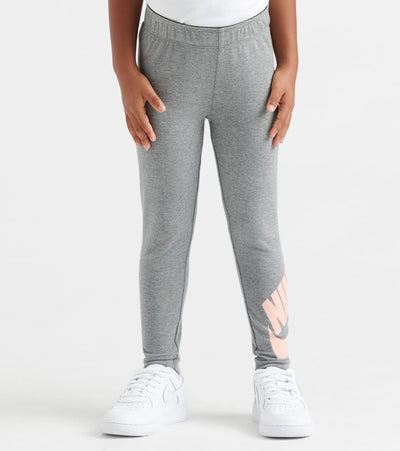 Nike  Girls 4-6x G NSW Leg a See Legging  Grey - 36C723-G9P | Jimmy Jazz