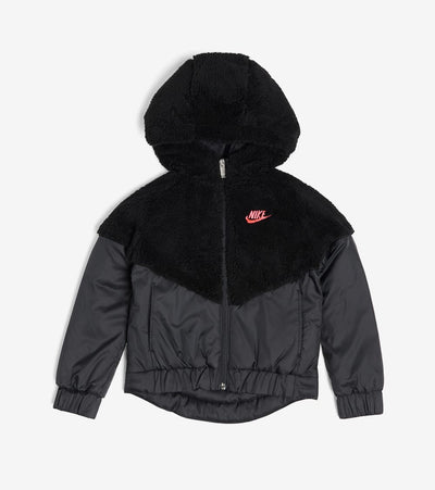 Nike  Girls NSW HD Windrunner Jacket  Black - 36E090G-023 | Jimmy Jazz