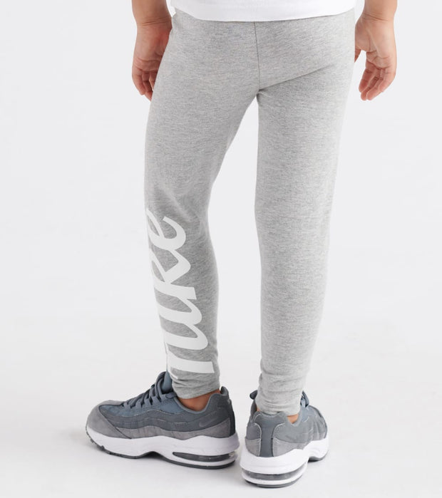 Nike  Script Favorites Leggings  Grey - 36E376-042 | Jimmy Jazz