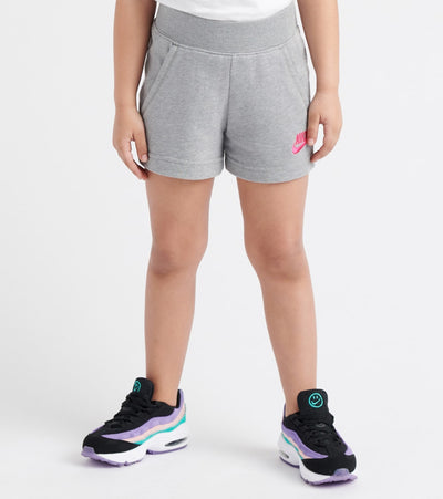 Nike  French Terry Shorts  Grey - 36E647-042 | Jimmy Jazz