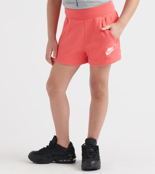 Nike  French Terry Shorts  Pink - 36E647-R26 | Jimmy Jazz