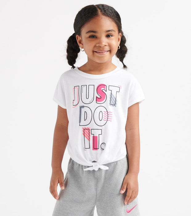 Nike  Modern Just Do It Tee  White - 36E986-001 | Jimmy Jazz