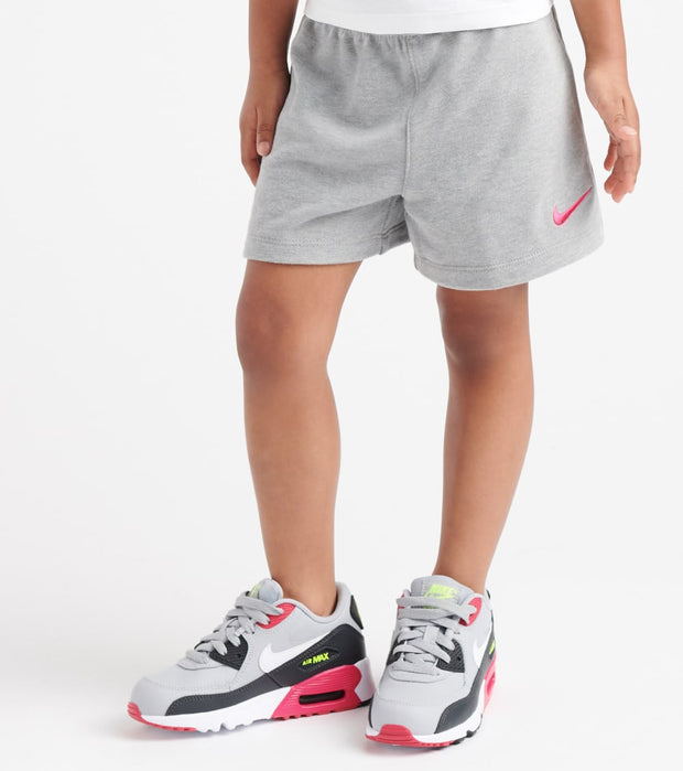 Nike  French Terry Short  Grey - 36F085-042 | Jimmy Jazz