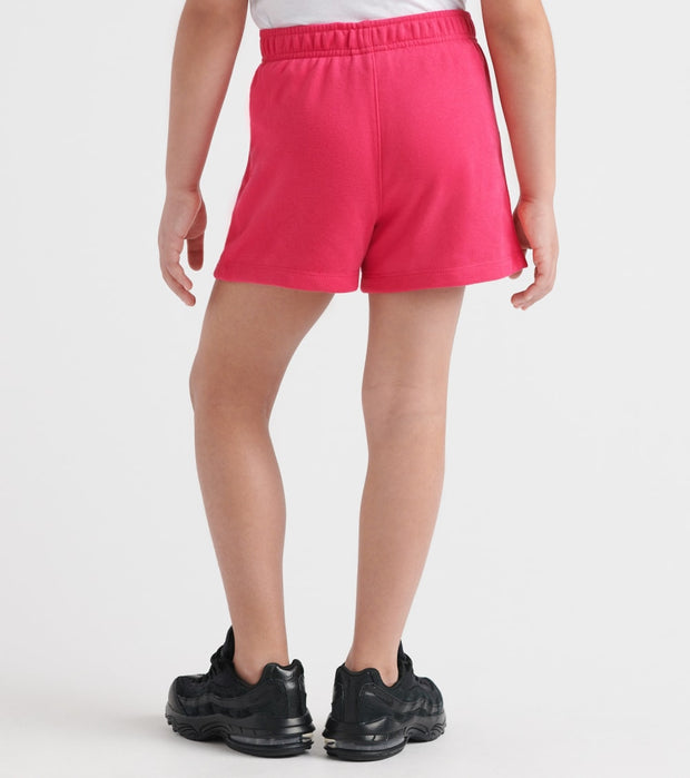 Nike  French Terry Short  Pink - 36F085-A4Y | Aractidf