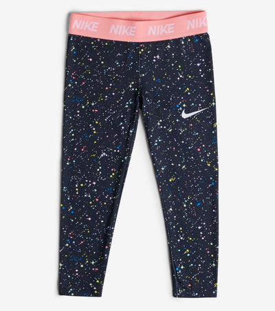 Nike  Girls Starry Night Leggings  Black - 36F747-023 | Jimmy Jazz