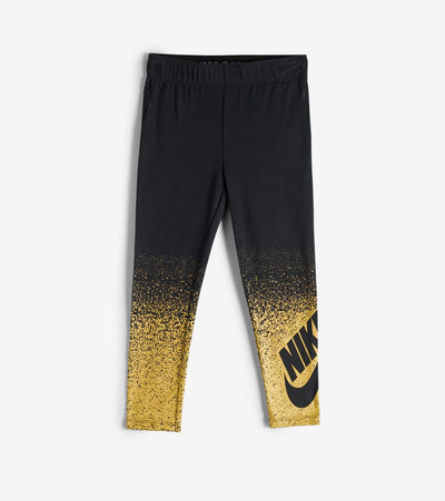 Nike  Girls NSW Shine Spray Leggings  Black - 36F888-023 | Jimmy Jazz