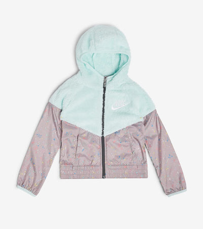 Nike  Girls Nike Girls Windrunner Jacket  Blue - 36F941G-E37 | Jimmy Jazz