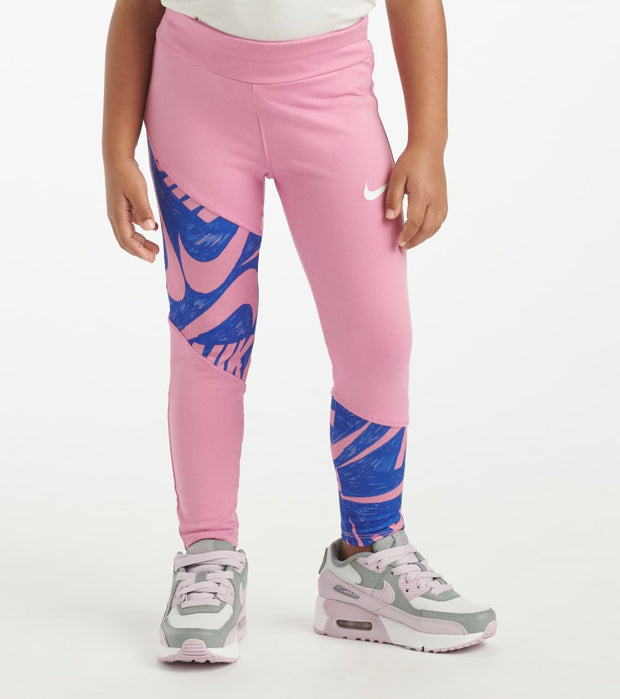 Nike  Girls Dri-Fit Markermash Leggings  Pink - 36F955-ACG | Jimmy Jazz