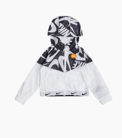 Nike  Girls Marker Mash Jacket  White - 36G216G-001 | Jimmy Jazz
