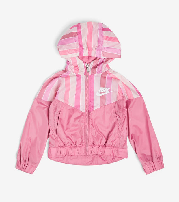 Nike  Girls NSW Windrunner Jacket  Pink - 36G376G-ACG | Jimmy Jazz