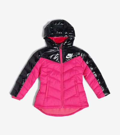 Nike  Girls' Heavy Puffer Jacket  Pink - 36G469-A72 | Jimmy Jazz