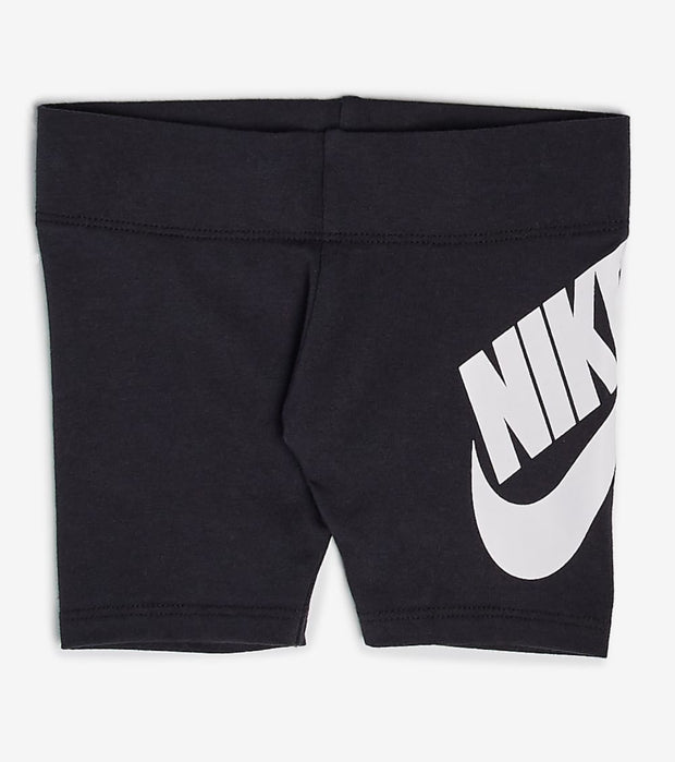 Nike  Girls Futura Bike Shorts  Black - 36G603-023 | Aractidf