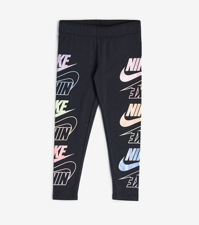 Nike  Girls Futura Stack Leggings  Black - 36G722-023 | Jimmy Jazz