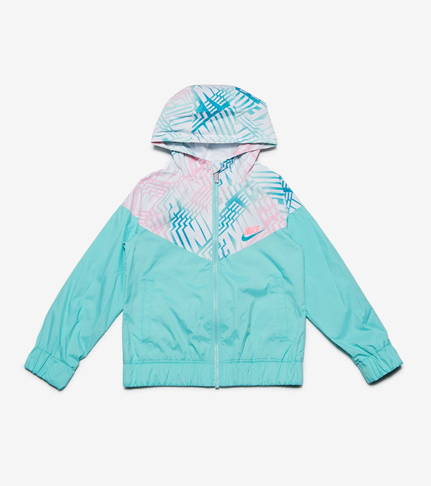 Nike  Girls Colorblock Windrunner  Blue - 36H388G-F1P | Jimmy Jazz