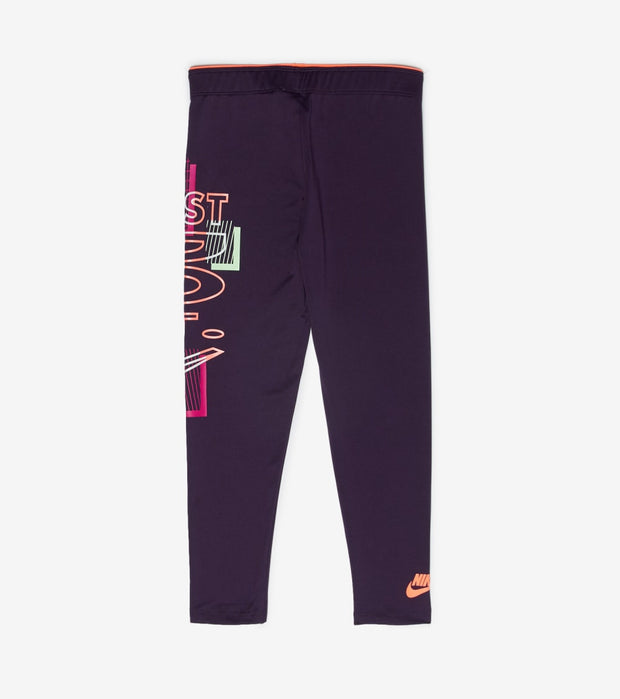 Nike  Girls NSW Create Leggings  Purple - 36H465-P3N | Aractidf
