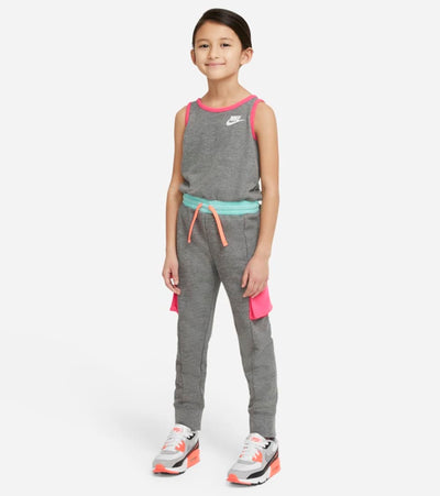 Nike  Girls Jumper  Grey - 36H471-GEH | Aractidf