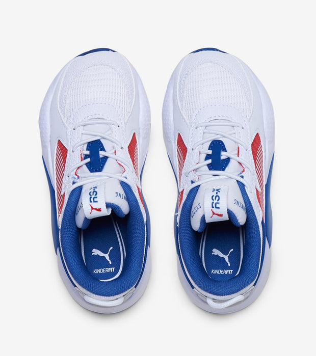 Puma  RS-X Hard Drive  White - 370646-03 | Jimmy Jazz