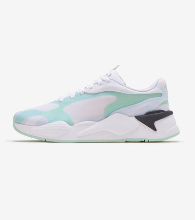 Puma  RS-X3 Plas Tech  White - 371640-02 | Jimmy Jazz