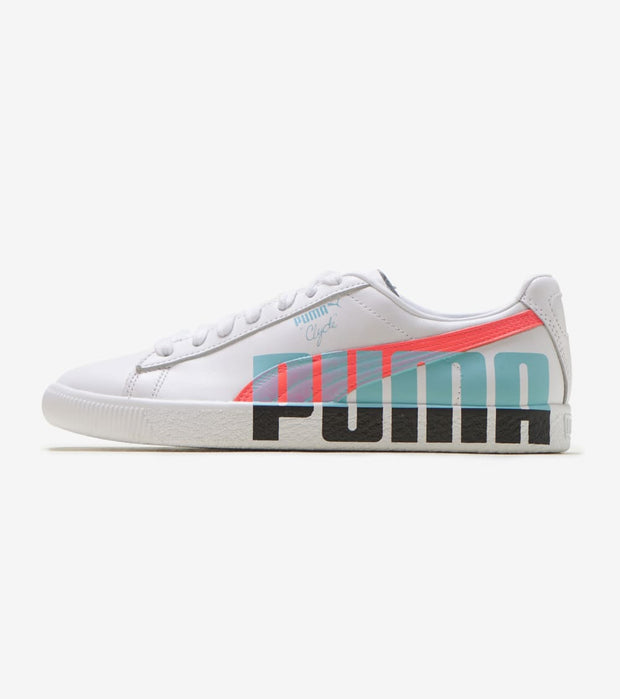 Puma  Clyde Logo  Multi - 371811-02 | Jimmy Jazz