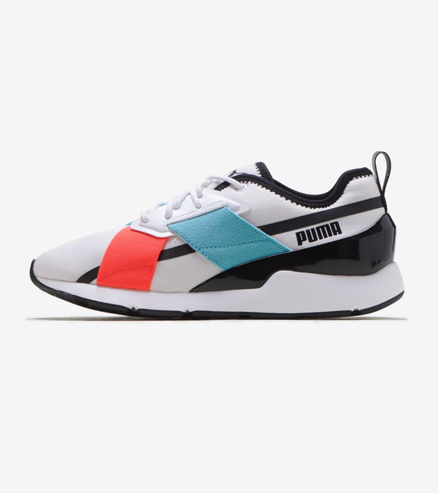 Puma  Muse X2 Gloss  White - 371954-01 | Jimmy Jazz