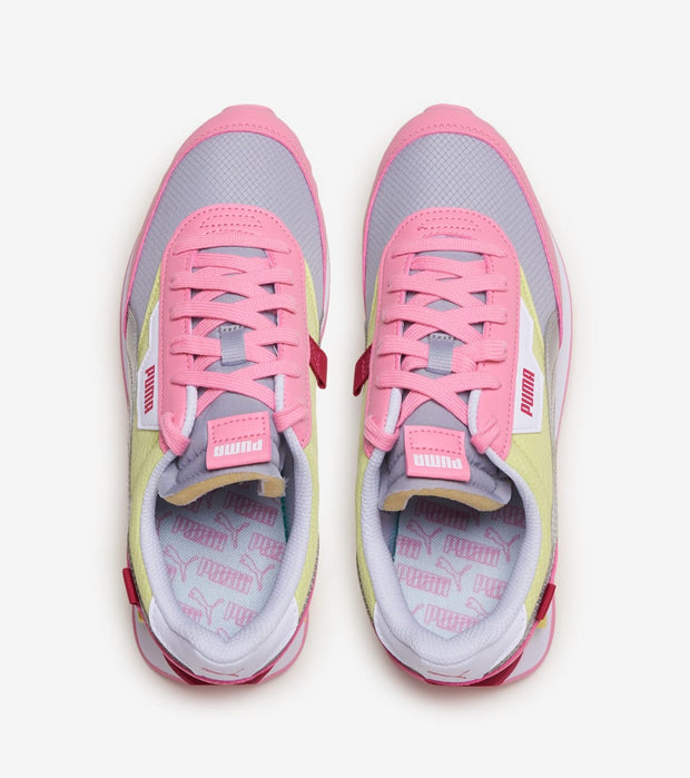 Puma  Rider  Pink - 372350-02 | Jimmy Jazz