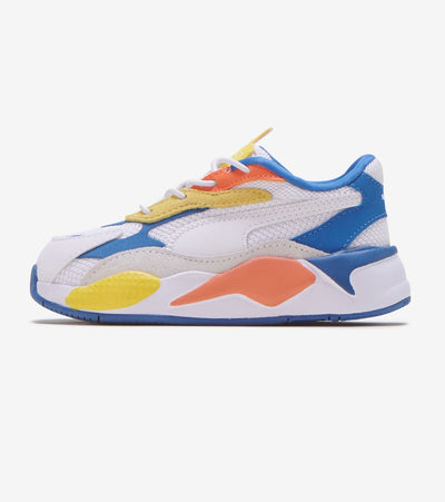 Puma  RS-X3 Puzzle  White - 372359-06 | Jimmy Jazz