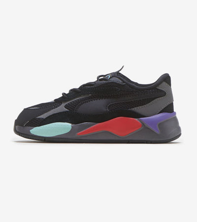 Puma  RS-X3 Puzzle  Black - 372359-07 | Jimmy Jazz