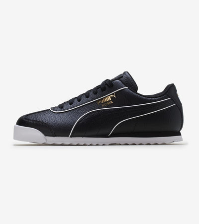 Puma  Roma  Black - 372401-02 | Jimmy Jazz