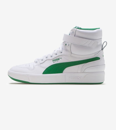 Puma  Sky LX Mid  White - 372874-01 | Jimmy Jazz