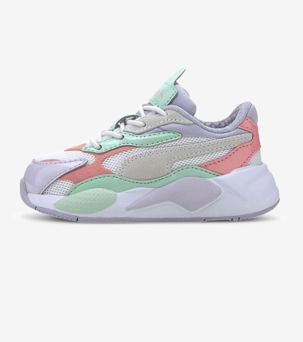 Puma RS-X³ Miracle Toddler Shoes (Grey