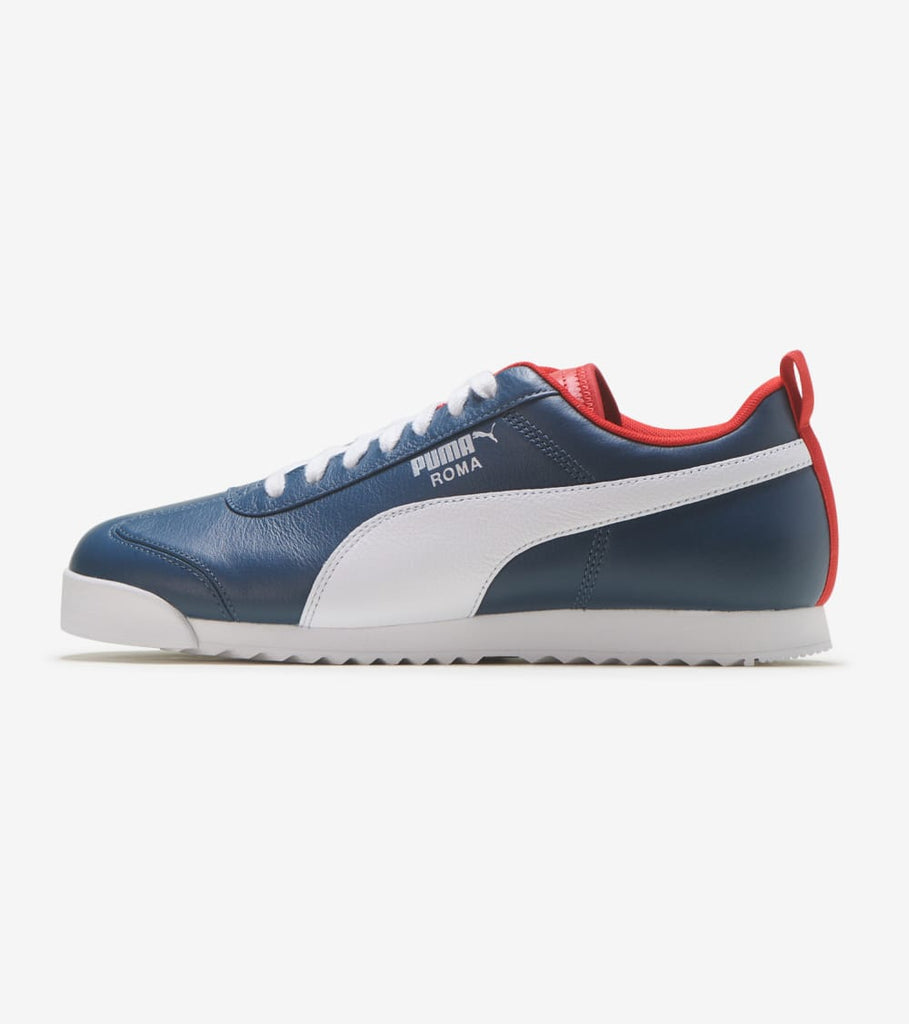 Puma  Roma Play On  Navy - 373421-01 | Jimmy Jazz