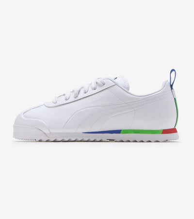 Puma  Roma TFS  White - 373714-01 | Jimmy Jazz