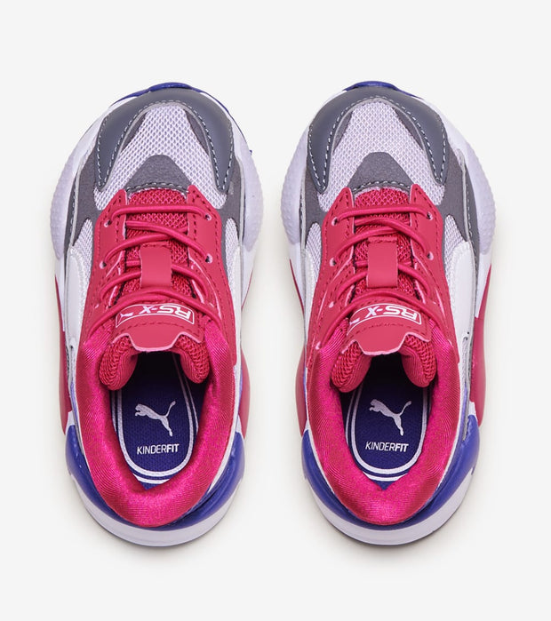 Puma  RS-X3 Tailored  Pink - 373718-02 | Jimmy Jazz
