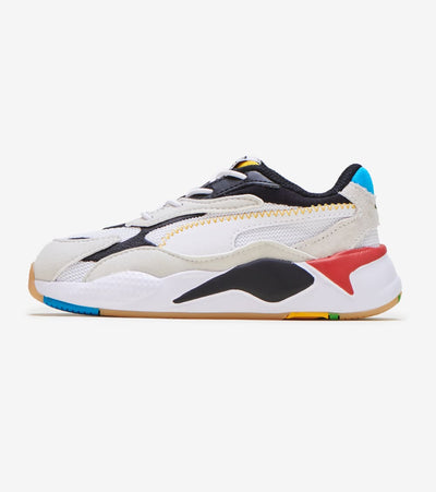 Puma  RS-X3 Worldhood  White - 374500-01 | Jimmy Jazz