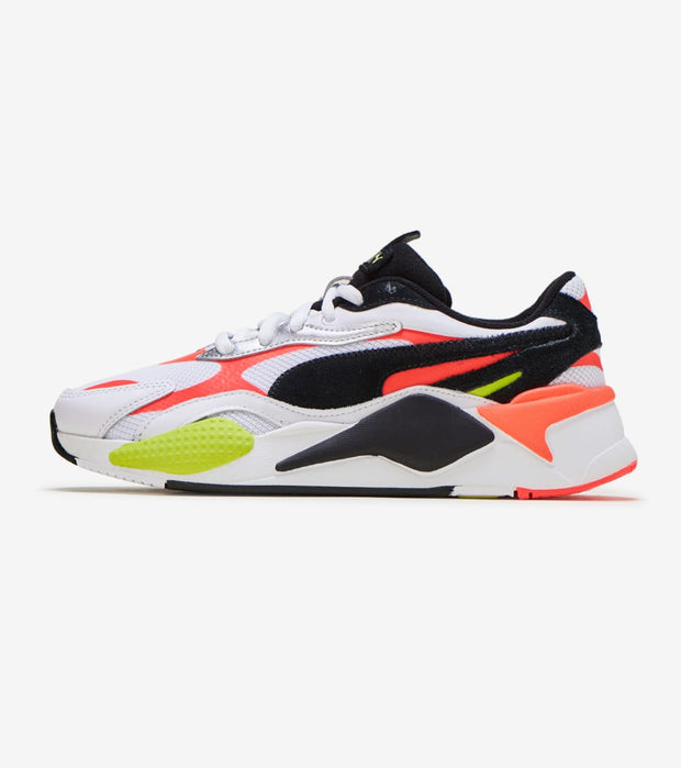 Puma  RS-X3 Lava Blast  White - 374606-01 | Jimmy Jazz