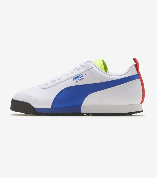 Puma  Roma Play On  White - 374636-01 | Jimmy Jazz
