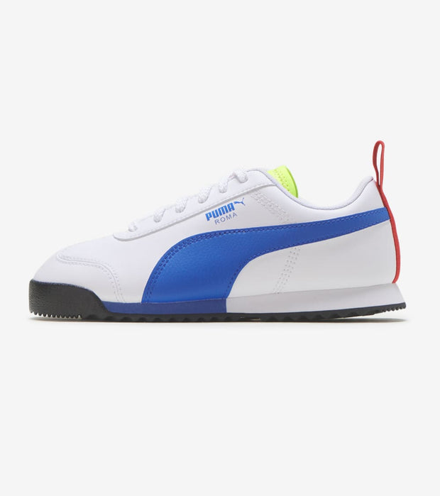 Puma  Roma Play On  White - 374637-01 | Jimmy Jazz