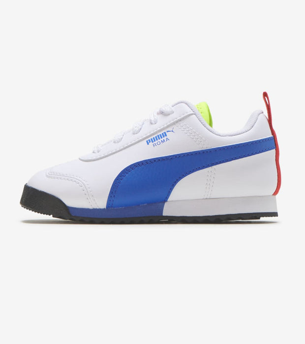 Puma  Roma Play On  White - 374639-01 | Jimmy Jazz