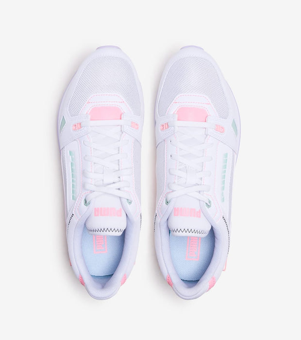 Puma  Mile Rider Pastel  White - 375077-01 | Jimmy Jazz