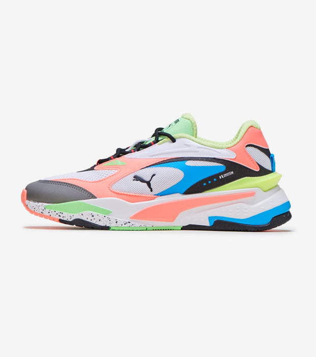 Puma  RS-Fast Jr Colorblock  Multi - 375410-01 | Jimmy Jazz