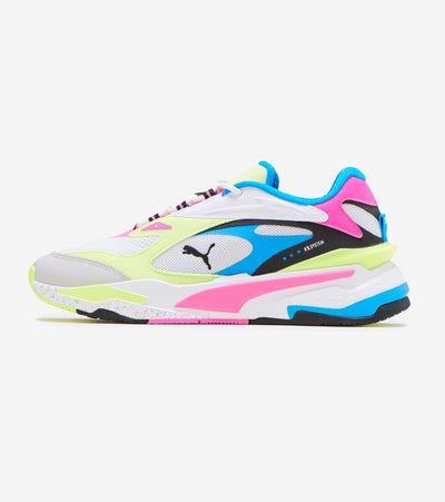 Puma  Rs-Fast Colorblock  White - 375410-03 | Jimmy Jazz