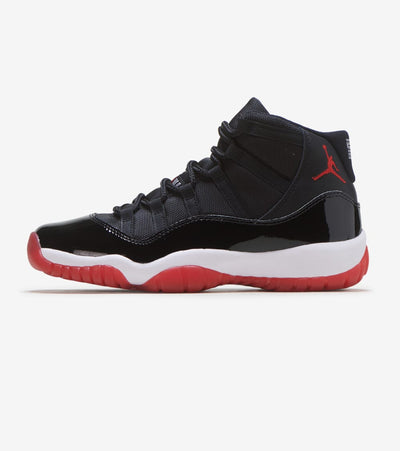 "Jordan  Air Jordan Retro 11 ""Bred""  Black - 378038-061 