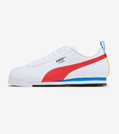 Puma  Roma Game Junior  White - 381689-01 | Jimmy Jazz