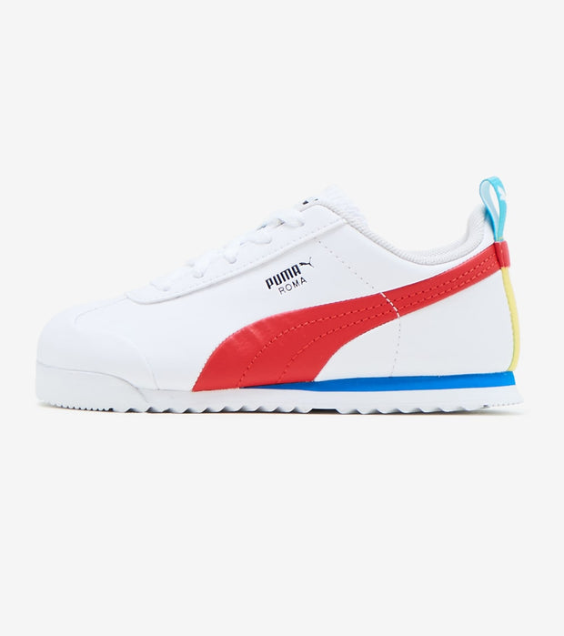 Puma  Roma Game  White - 381691-01 | Jimmy Jazz