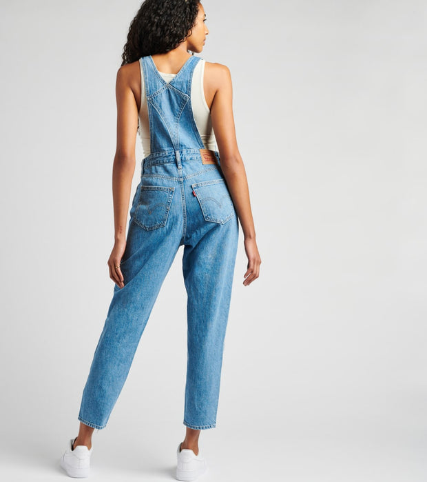 Levis  Tapered Crazy Blue Overalls  Blue - 38485-0000 | Jimmy Jazz