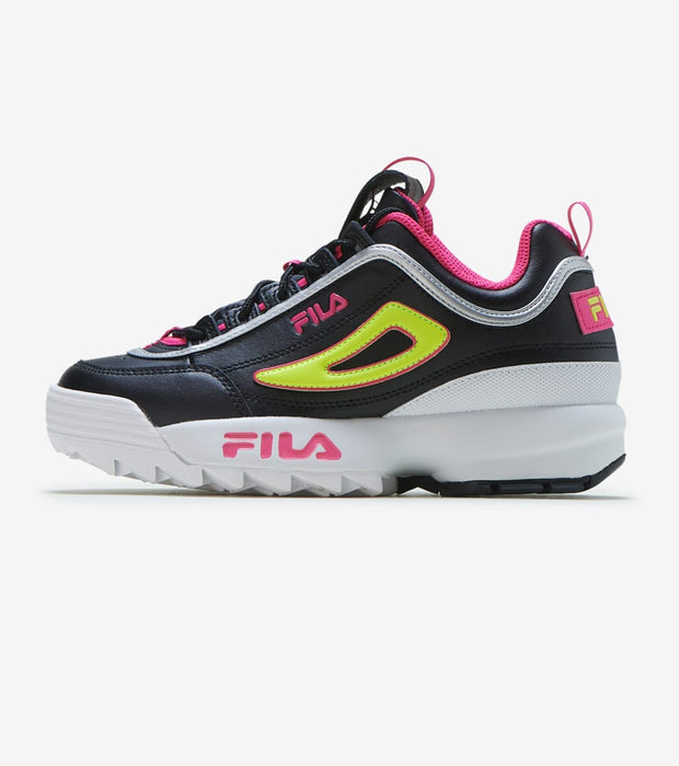 Fila  Disruptor  Black - 3FM00702-960 | Jimmy Jazz