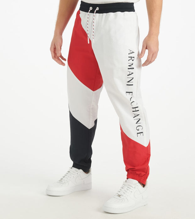 Armani Exchange  AX Diagonal Jogger  Multi - 3HZP23ZNCCZ-7136 | Jimmy Jazz