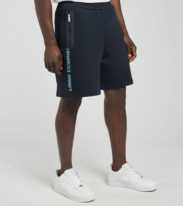 Armani Exchange  Bermuda Shorts  Navy - 3KZSGQZJ8MZ-1510 | Jimmy Jazz