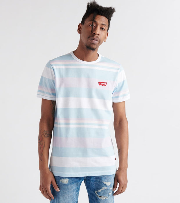 Levis  Gracewood Stripe Tee  Multi - 3LGSK1631-OPT | Jimmy Jazz
