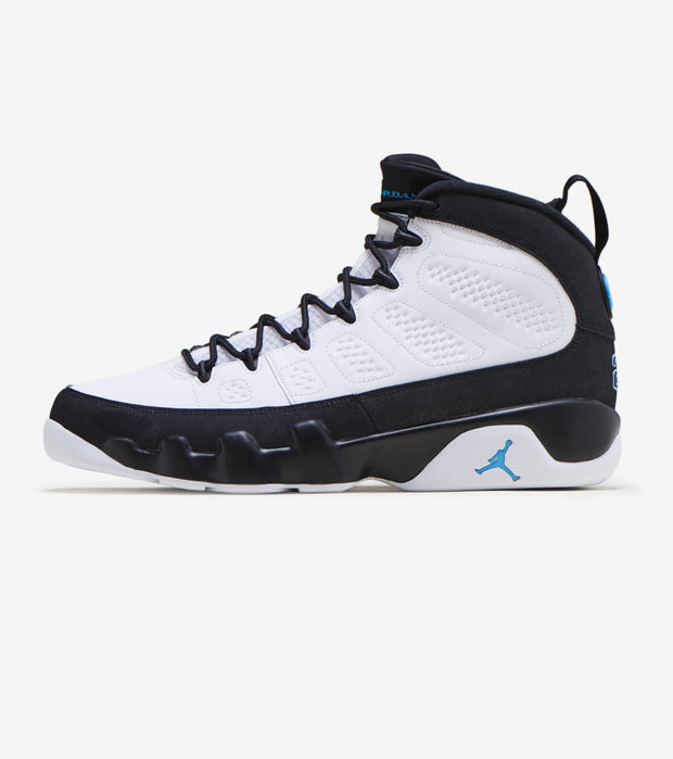 Jordan  Air Jordan 9 Retro University Blue  White - 401811-140 | Jimmy Jazz